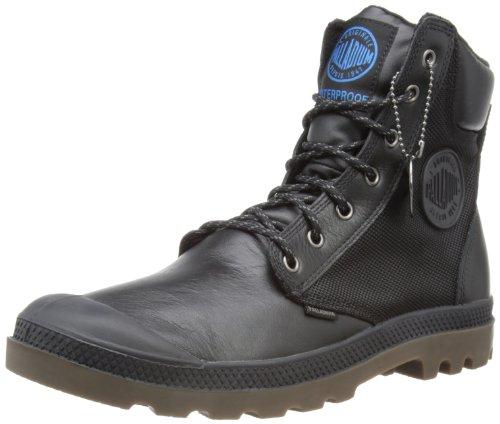 Black Herren Gum 057 Pampa Bootschuhe 057 WP2 Schwarz 03087 Dark M Cuff Palladium Sport H7vOZv0