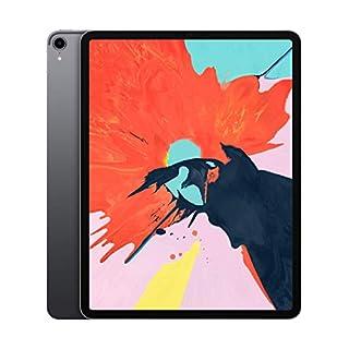Apple iPad Pro (12.9-inch, Wi-Fi, 256GB) - Space Gray (3rd Generation)