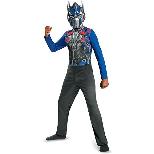 Transformers: Optimus Prime Basic Kids Costume - 4-6 ()