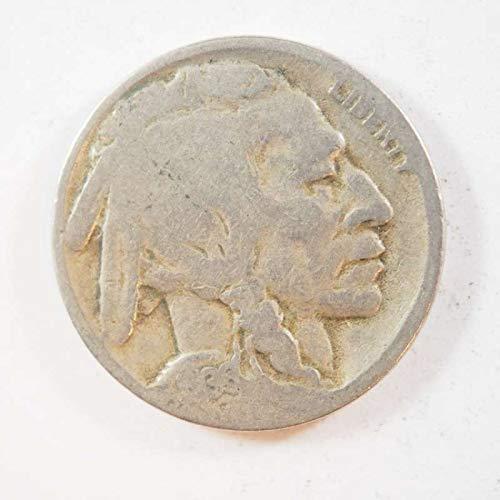 1936 D Buffalo Nickel Nickels - Grading Nickels Buffalo