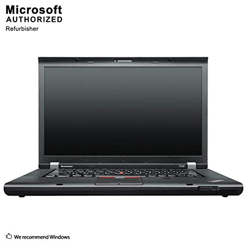 2019 Lenovo ThinkPad T530, Intel Core I7 3520m up to 3.6G, 8G DDR3, 512G SSD, WiFi, DVD, VGA, Mini DP, USB 3.0, 15.6INCH, Windows 10 64 Bit-Multi-Language(CI7)(Renewed)  (Best Lenovo Thinkpad For Gaming)