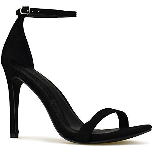 Classy Su D'Orsay Pump Strap Women's Ankle Black Premier Dress Standard zwxqIAz4T