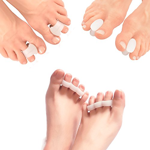 Sinsun Gel Toe Separators Straighteners product image