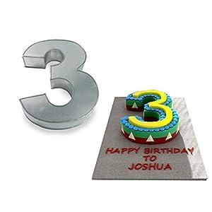 3 Cake Pan