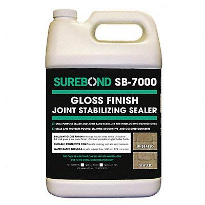 Joint Stabilizing Sealer, 1 gal, Clear ()