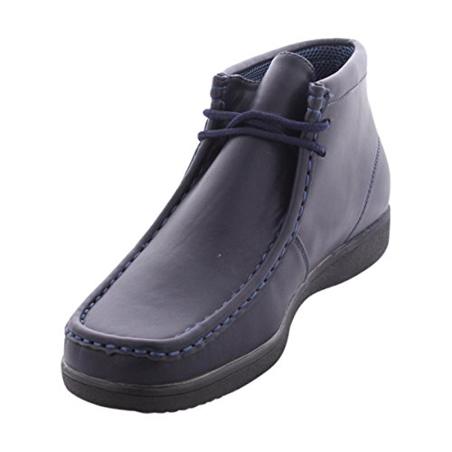 VIKINGBRANDS Viking - Boy's Wallabee Chukka Boots (Little Kid/Big (Mock Lace Up Boots)