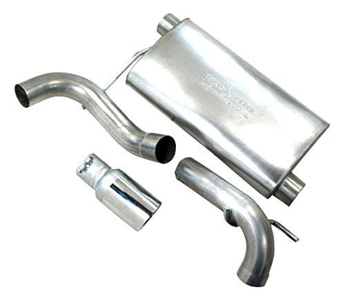 Kat Back System - PaceSetter 86-2877 TFX Performance Side Exit Kat-Back Exhaust System
