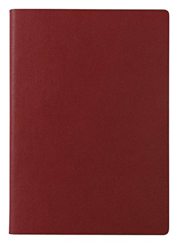 """Daycraft A5 """"Page-A-Day 2017 Signature"""" Diary – Red"""