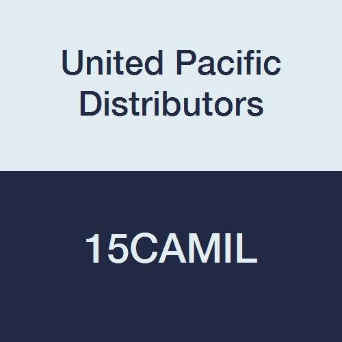 Female Coupler x Hose Shank United Pacific Distributors 15CAMIL MIL-Spec Cam and Groove 1-1//2 1-1//2