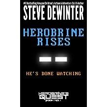 Herobrine Rises (Herobrine's Quest) (Volume 1)