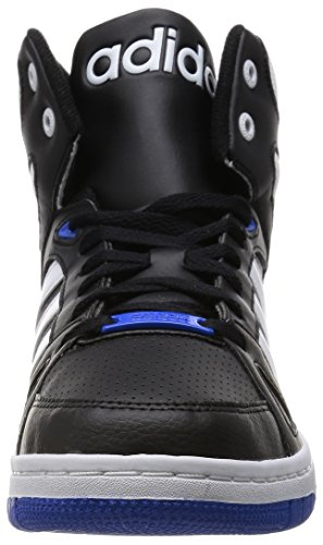 Adidas - Hoops Team Mid - F99601 - Color: Azul-Blanco-Negro - Size: 39.3