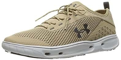 Under Armour Men's Kilchis Shoes, Desert Sand/White, 10 D(M) US