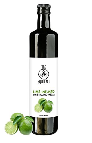 ingredients in balsamic vinegar dressing - 6