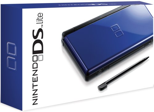 Nintendo DS Lite Cobalt / Black by Nintendo (Image #2)