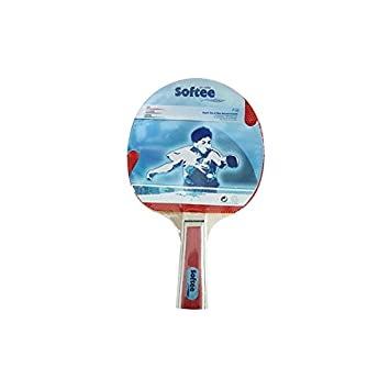 Softee Equipment 0006801 Pala P050 de Pádel, Unisex, Blanco, S: Amazon.es: Deportes y aire libre
