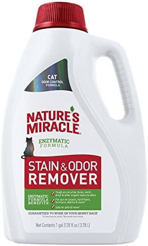 Natures Miracle Remover Enzymatic Formula