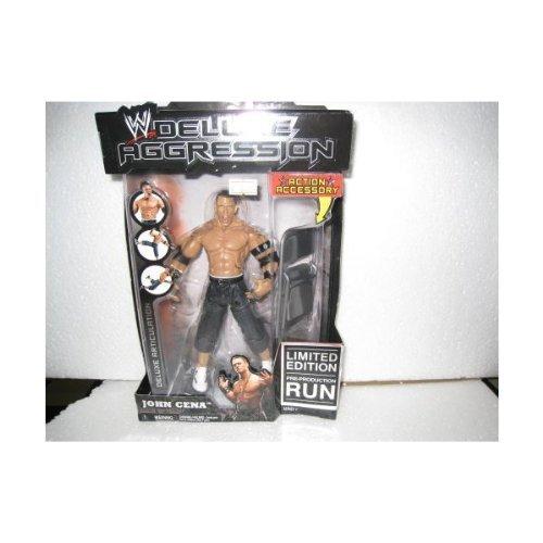 WWE DELUXE AGGRESSION SE#1 JOHN CENA (LIMITED EDITION PRE-PRODUCTION RUN)