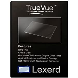 Lexerd - Navman TRACKER 5505 5507 TrueVue Crystal Clear Fish Finder Radar Screen Protector