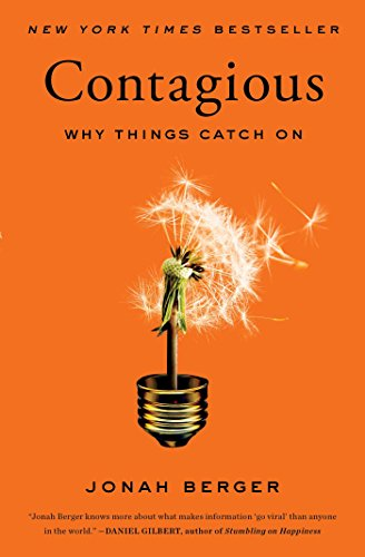 Contagious Things Catch Jonah Berger ebook
