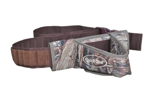 Peregrine Field Gear Quick-Shot Synthetic Combo Holster, Mossy Oak DB