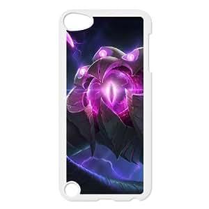 League of Legends(LOL) Velkoz iPod Touch 5 Case White Phone Accessories LK_733396