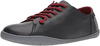 Camper Men's Peu Cami K100249 Sneaker, Black, 41 M EU (8 US)