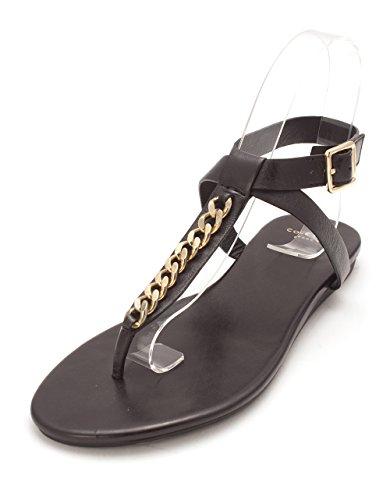 Cole Womens Open Haan Sandals T Casual 14A4042 Negro Correa Toe r5qrStw
