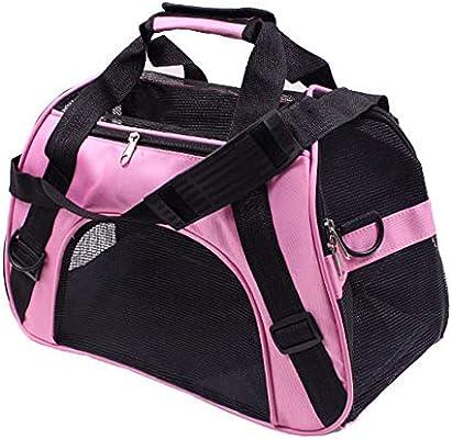 Transportín para mascotas, de PUAO; bolso de mano para mascotas ...