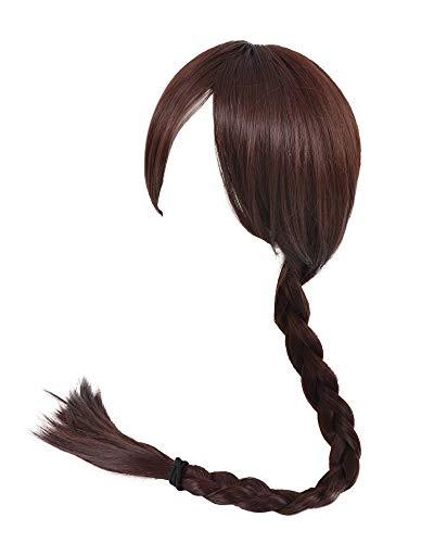 miccostumes Women's Sophie Hatter Cosplay Wig (Brown)