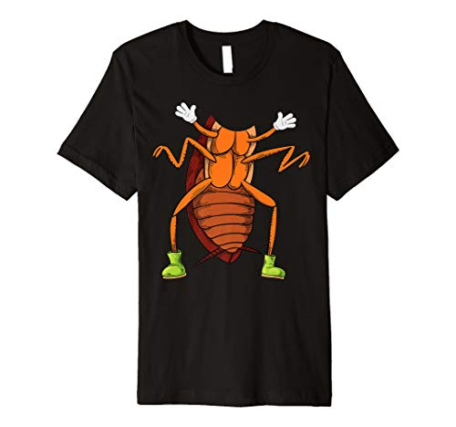 (Cool Easy Cockroach Insect Halloween Costume Shirt Lazy)