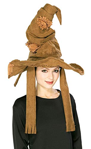 Harry Potter Sorting Hat, Brown - Harry Brown Sorting Hat Potter