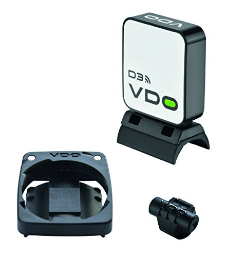 VDO M6 Bicycle Computer Digital Cycling Wireless with Heart Rate (Cadence Ready) by VDO (Image #3)