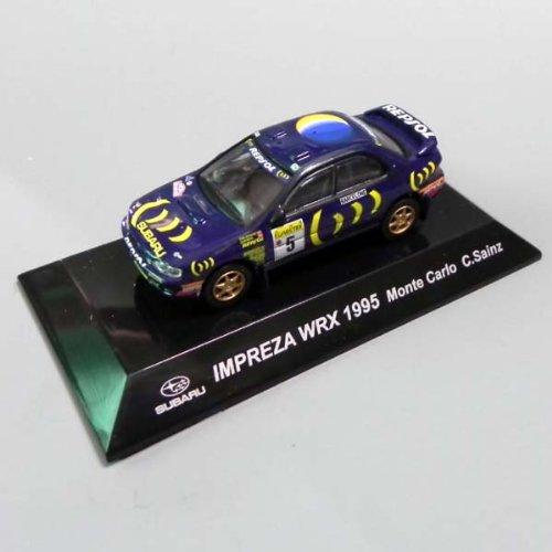 1/64 インプレッサ WRC 2005 モンテカルロ 「ラリーカーコレクション SS.10 スバル」