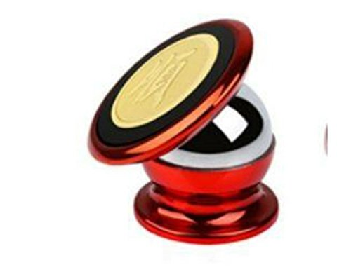 ... Mount (TNM) car Mount Magnetic Compatible with Smartphone iPhoneX/ 8Plus/7 Plus/6/6S Samsung Galaxy S8/S7/S6 Note 5/6/7 Google Pixel/LG and GPS (red)