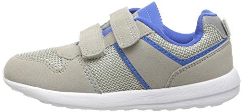 Pictures of Carter's Boys' Albert Sneaker Grey/Blue Grey/Blue 5 M US Toddler 5
