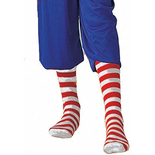 Rag Doll Striped Costumes (Child's Rag Doll Socks (Size:Standard))