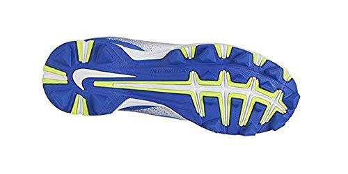 Nike Boy's Vapor Ultrafly Keystone (GS) Baseball Cleat Game Royal/Photo Blue/White Size 3 M US
