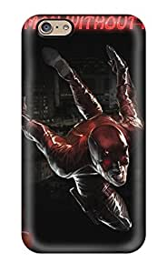 Quality Lori Dykes Case Cover With Daredevil Nice Appearance Compatible With Iphone 6