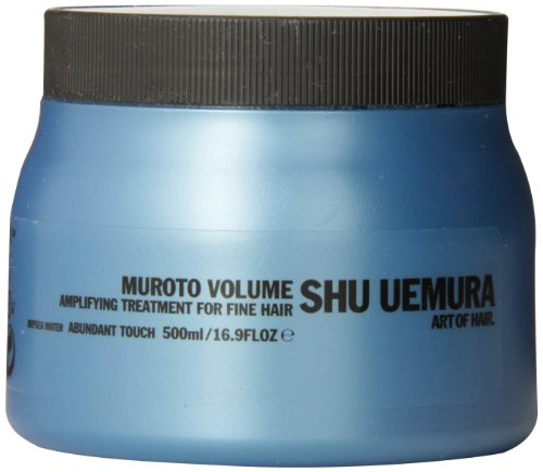 Muroto Volume Amplifying Treatment By Shu Uemura for Unisex, Treatment, 16.9 Ounce