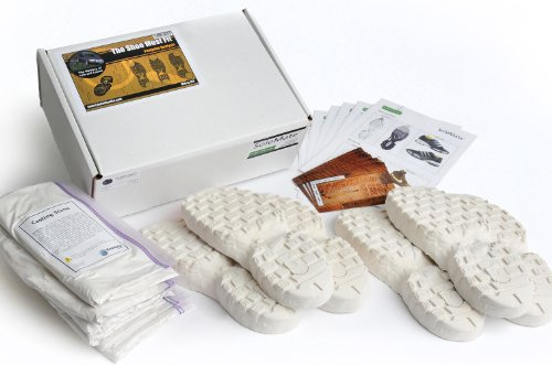 Crosscutting Concepts VXH-LL-FTP Lyle and Louise The Shoe Must Fit Footprint Analysis Kit by Crosscutting Concepts
