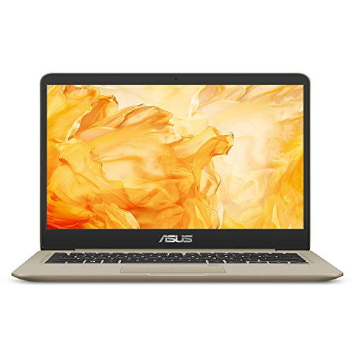 "ASUS VivoBook S Thin & Light Laptop, 14"" FHD, Intel Core i7-8550U, 8GB RAM, 256GB SSD, GeForce MX150, NanoEdge Display, Backlit Kbd, FP Sensor - S410UN-NS74 from Asus"