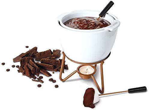 Boska Holland 320400 Choco Marie Chocolate Fondue, 400ml, White