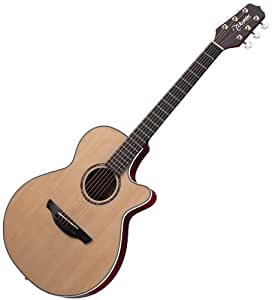 takamine eg568c fxc thin line acoustic electric cutaway guitar w case musical. Black Bedroom Furniture Sets. Home Design Ideas