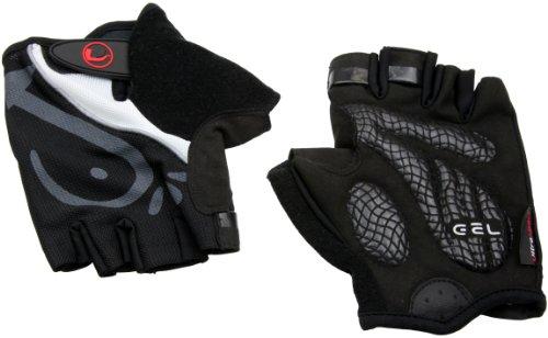 Ultrasport Fahrrad Handschuhe, schwarz, M, 10212