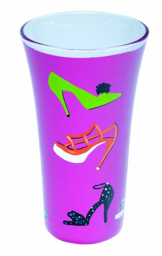 (Lolita Hand Painted Shooter Glass, Stiletto)