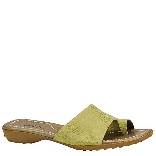 Femmes Chaussures Citron Vert Slide Vaneli dEqUZwZx