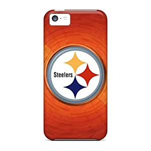 Awesome Design Pittsburgh Steelers Hard Cases Covers For Iphone 5c