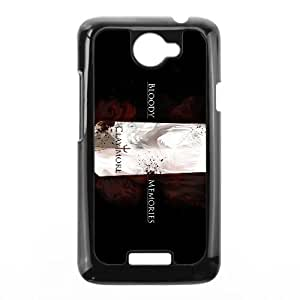 Claymore HTC One X Cell Phone Case Black LMS3854432