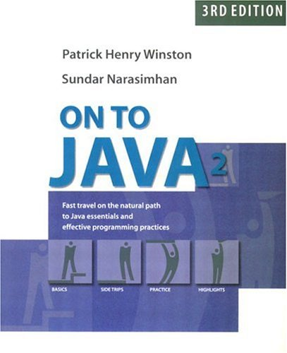 On to Java (3rd Edition)