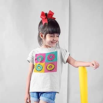 Donuts aTIQ T-Shirt for Girl, 30 EU